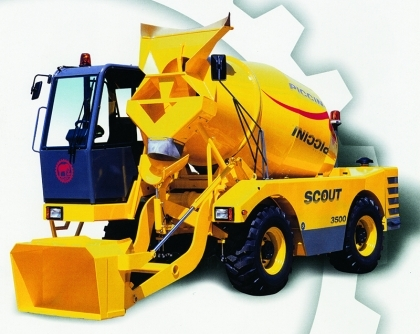 SCOUT 3500